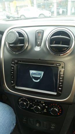 Navigatie android 10 Dacia Logan Sandero Duster Lodgy Dokker