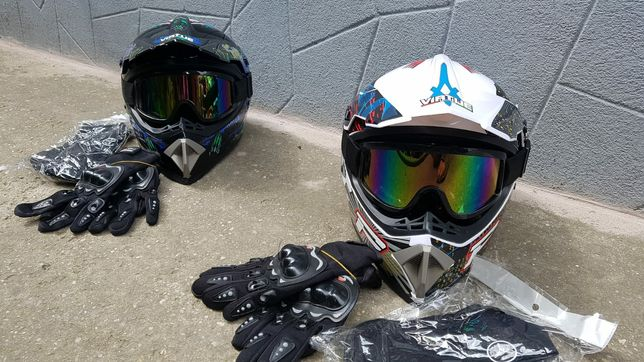 Casca atv,enduro,motocros,downhll- bike