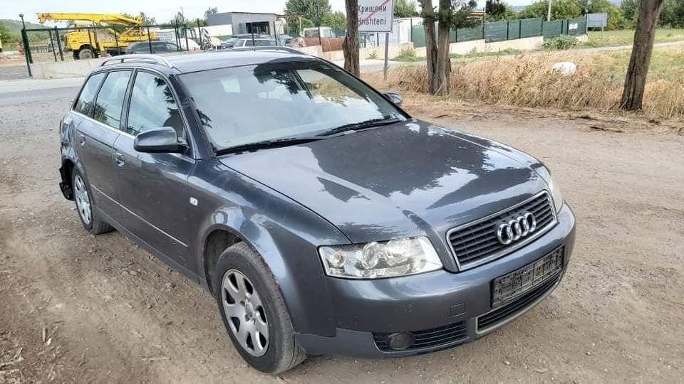 Ауди А4 Б6 1.9 тди 131 к.с. АВФ / Audi A4 1.9 tdi 131 hp AVF НА ЧАСТИ