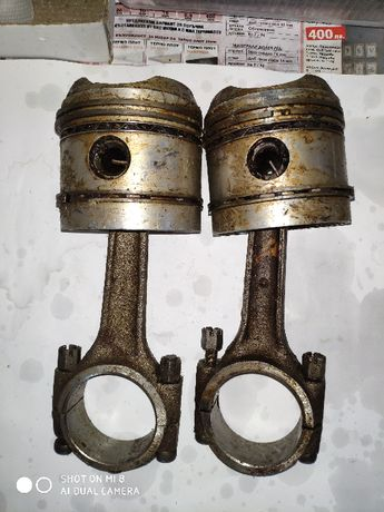 Комплект бутала Днепър 650куб.см. - Complect pistons for Dnepr 650c.c.