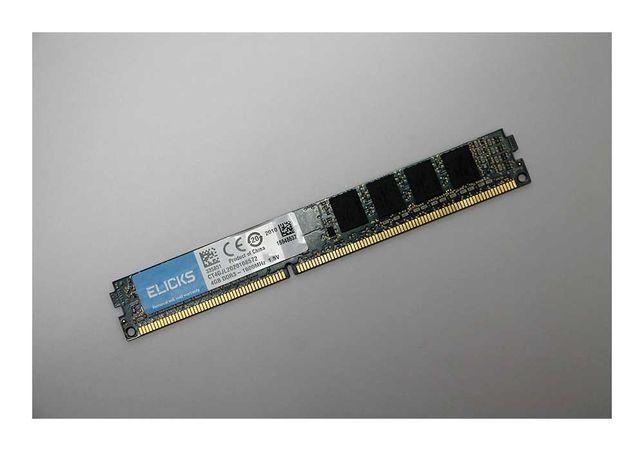 Оперативная память Elicks 4Gb DDR3 1600 MHz  Алматы