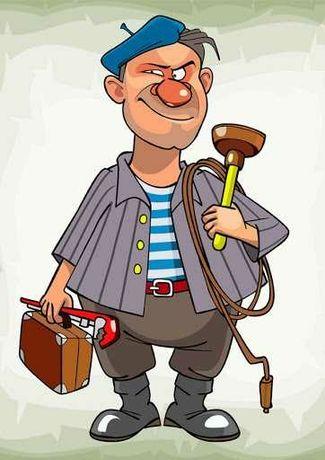 Прочистка канализации, прочистка труб, чистка канализации, чистка труб