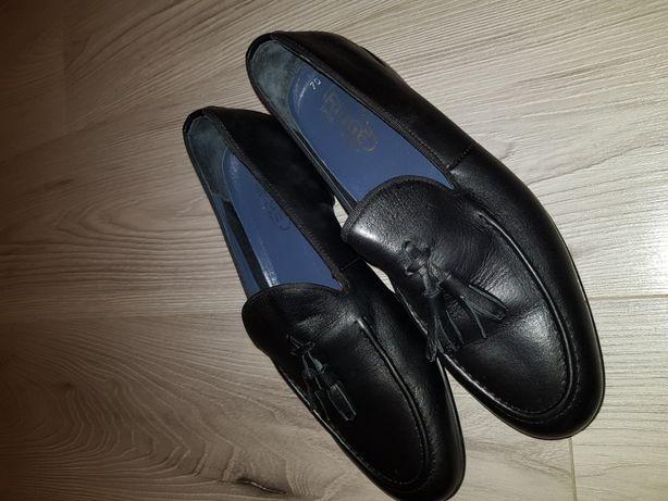 Pantofi piele 100%