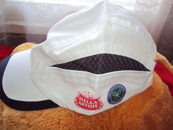 Спортна колекционерска шапка Стелла Артоа -Уинбълдън