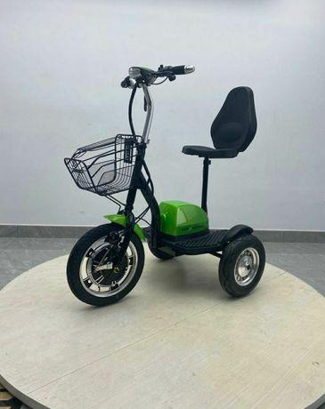 Електрическа Триколка 500W 2020 MaXmotors ALLROAD нов модел