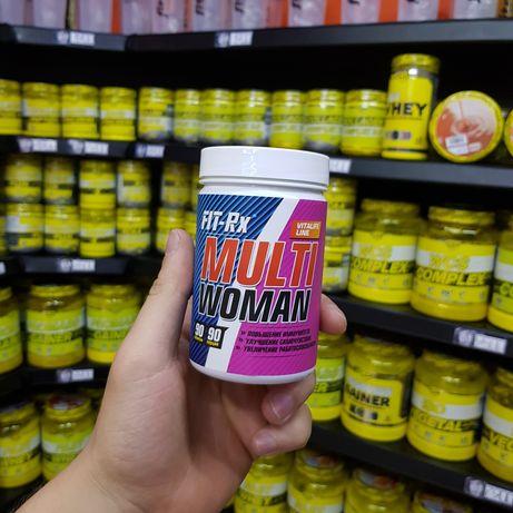 Женские витамины, витамины для женщин Multi Woman