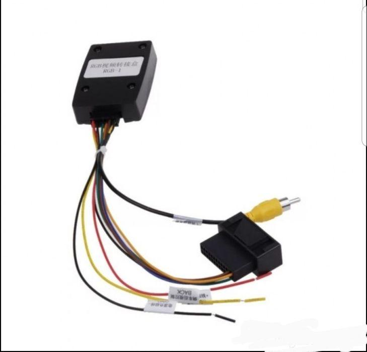 Adaptor convertor semnal video RGB - AV CVBS camera VW spate Craiova - imagine 1