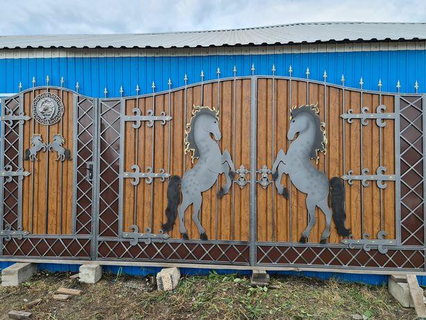 Ворота, ворота,ворота под заказ!