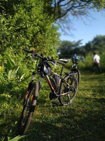 Велосипед горно-городской MTB