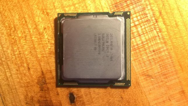 Procesor Intel Core I7-860 2.80 GHz