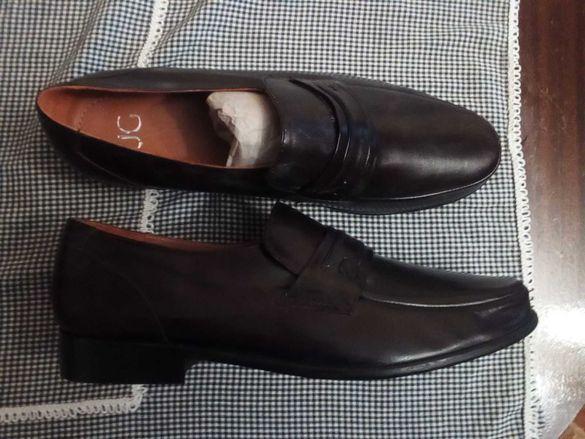 Нови официални/абитуриентски обувки от Англия размер 46/47