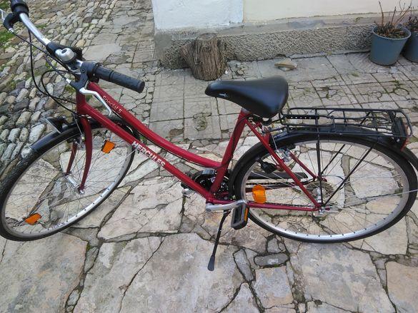 Дамски градски велосипед