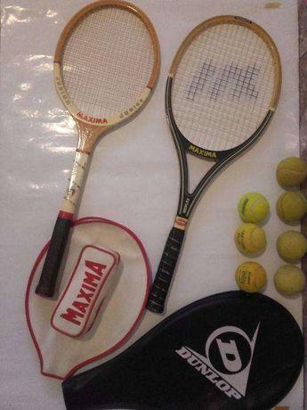 3 rachete tenis Maxima si Erbacher