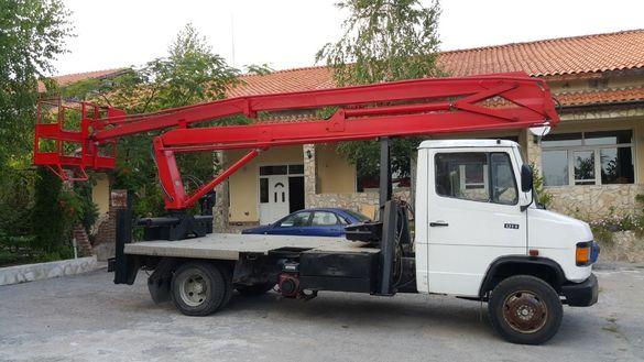 Продавам Подвижна работна площадка (Вишка) 16 метра