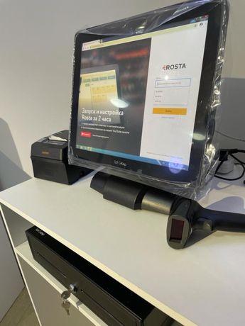 Кассовое оборудование Торговый терминал Автоматизация Касса Аптека