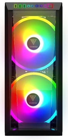 Gaming Ryzen 2500x/16GB Ram/AMD Nitro Rx 570-4GB S/SSDm2-128Gb+1TB Hdd