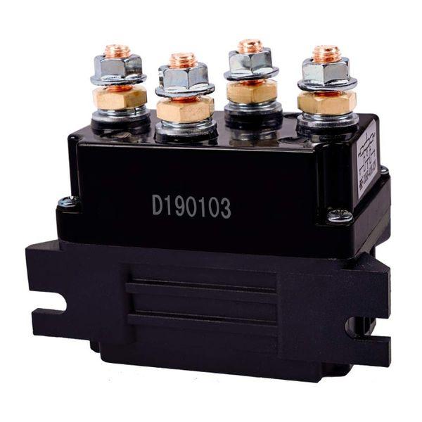 Контактор / соленоид за лебедка 450А 12V за модели 13500 lb гр. Стара Загора - image 1
