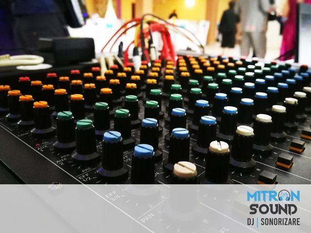 Servicii complete Evenimente Private. DJ, Sonorizare, Lumini