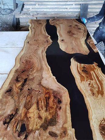 Плотове от масивно дърво - изработка по поръчка