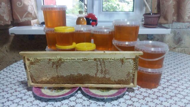 Продам мед со своей пасики