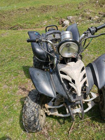 Vând/schimb atv Bashan 250cc
