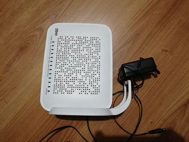 Router ZTE ZXHN F620 Digi fibra optica gigabit