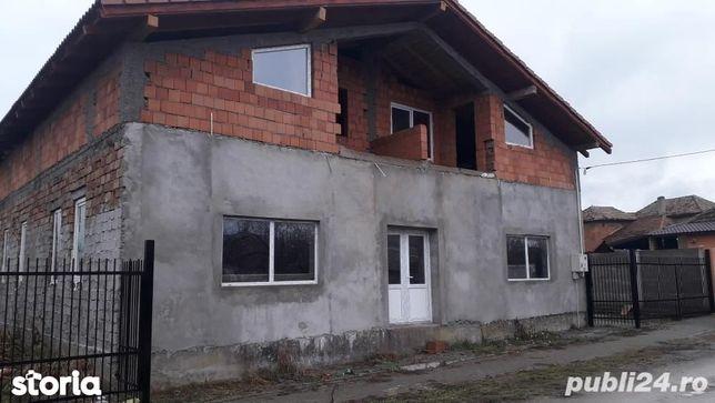 Vinga – Constructie 3 Apartamente – Spatiu Comercial
