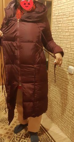 Зимняя куртка одеяло отличного качества