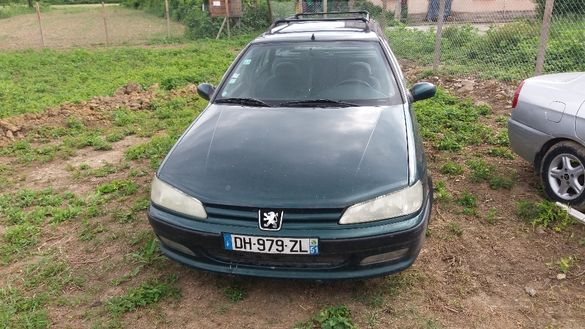 Пежо 406 2.1тд Peugeot 406 2.1 td