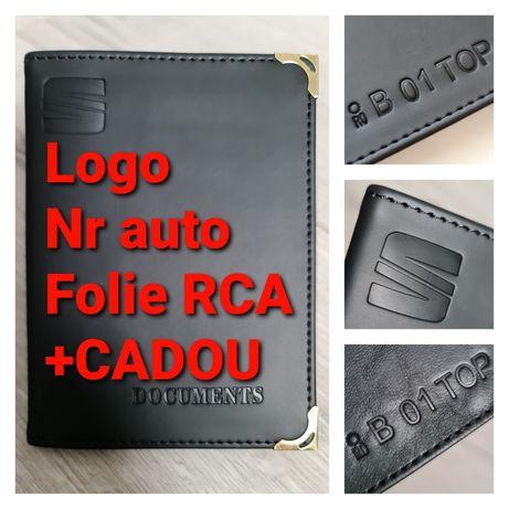 Portofel-Documente-Auto-Personalizat-Logo-Numar-Seat-Ibiza-Leon-Cupra