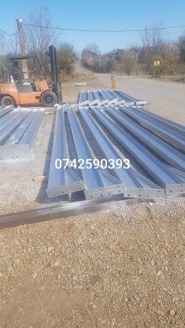 Vand hală de producție metalică 11x30x5