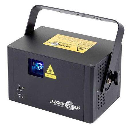 Laserworld CS-1000RGB MKII – лазерный шоу проектор для баров и клубов