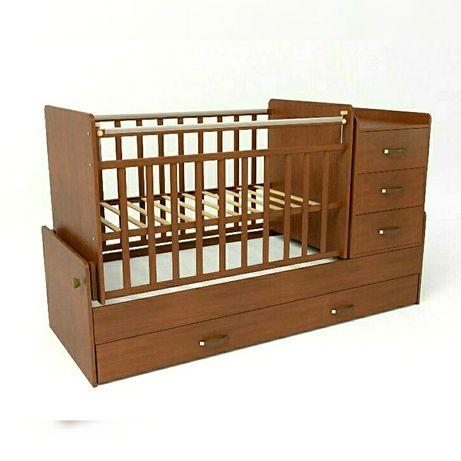 Детская кровать трансформер за 50 тыс!