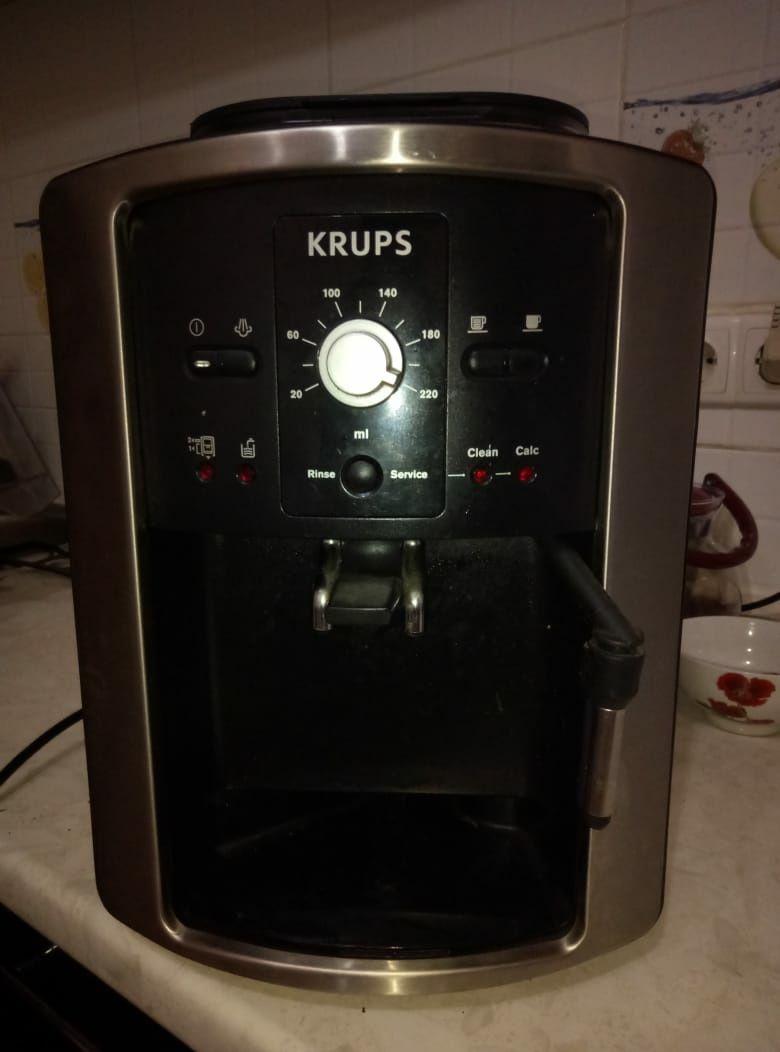 Кофемашина Krups FPB1450