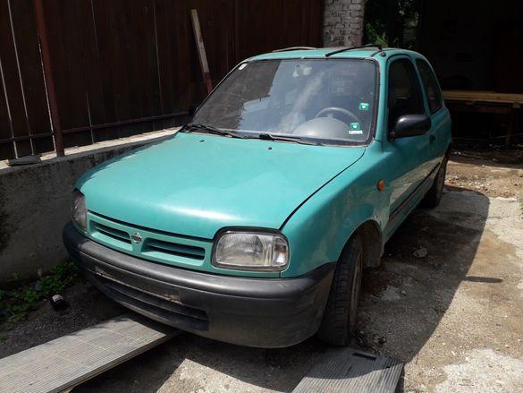 Нисан Микра, Nissan Micra 1.0 на части.