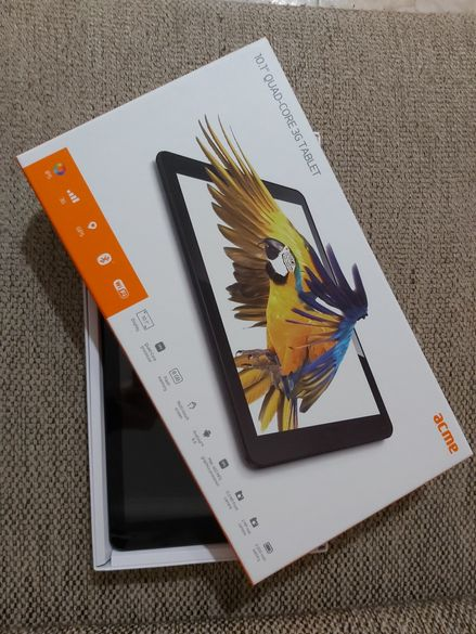 """продавам Таблет Acme TB1018-3G, 3G, 10.1"""""""