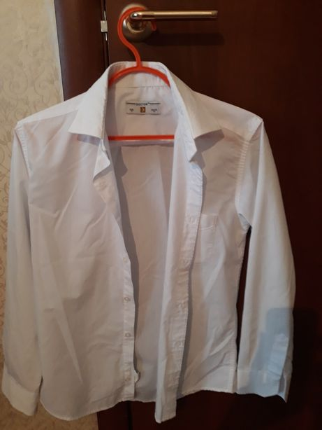 Рубашка на рост 146-152(Турция) фирма DOCTOR