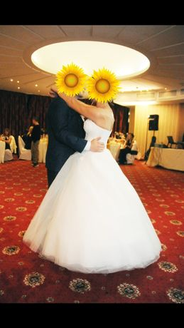 Сватбена / булчинска рокля