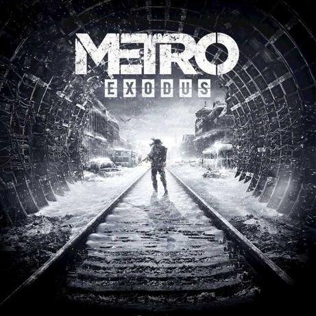 Лицензионный ключ(Steam) Metro Exodus