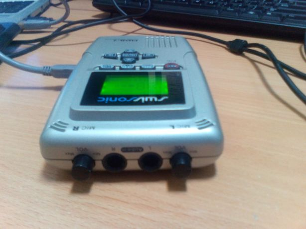 MP3 digital recorder profesional