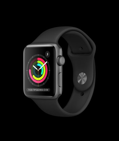 Apple Watch 3. На 42мм