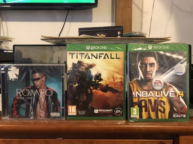 2 cd + 2 xbox one ; 4 cd;1bd+2xbox one