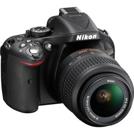 Nikon 5200 18-55