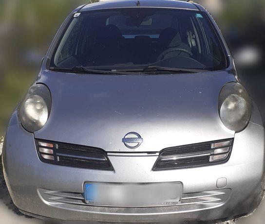 Vând Nissan Micra
