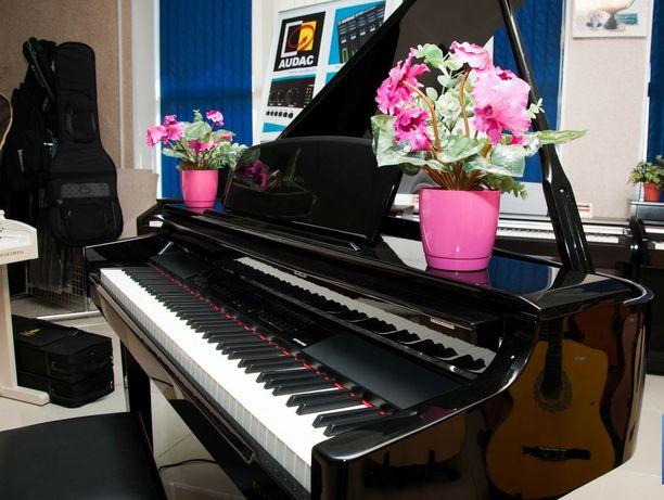 Цифровое пианино  |  Электро пиано | Синтезатор