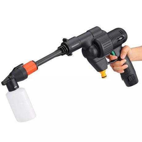 Беспроводной водный пистолет для мойки машины