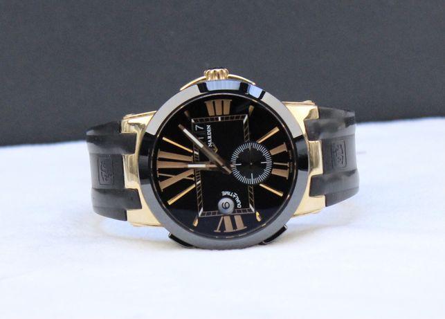 ulysse nardin мужские золотые часы