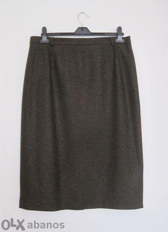 Елегантна пола на CAVITA-маслинено зелена
