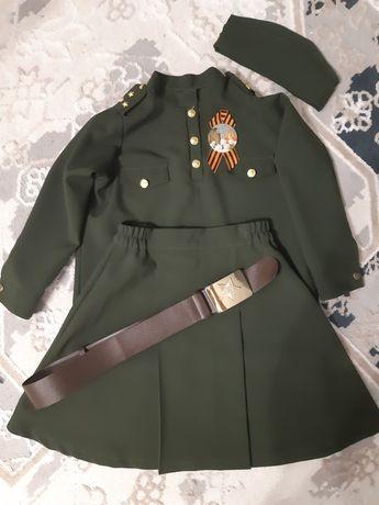 Военные костюмы на 9 мая