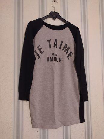 Платье-туника Je Taime